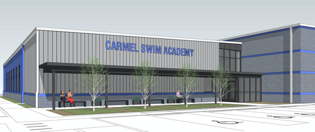 Carmel Swim Academy Announced with Carmel Total Fitness Expansion