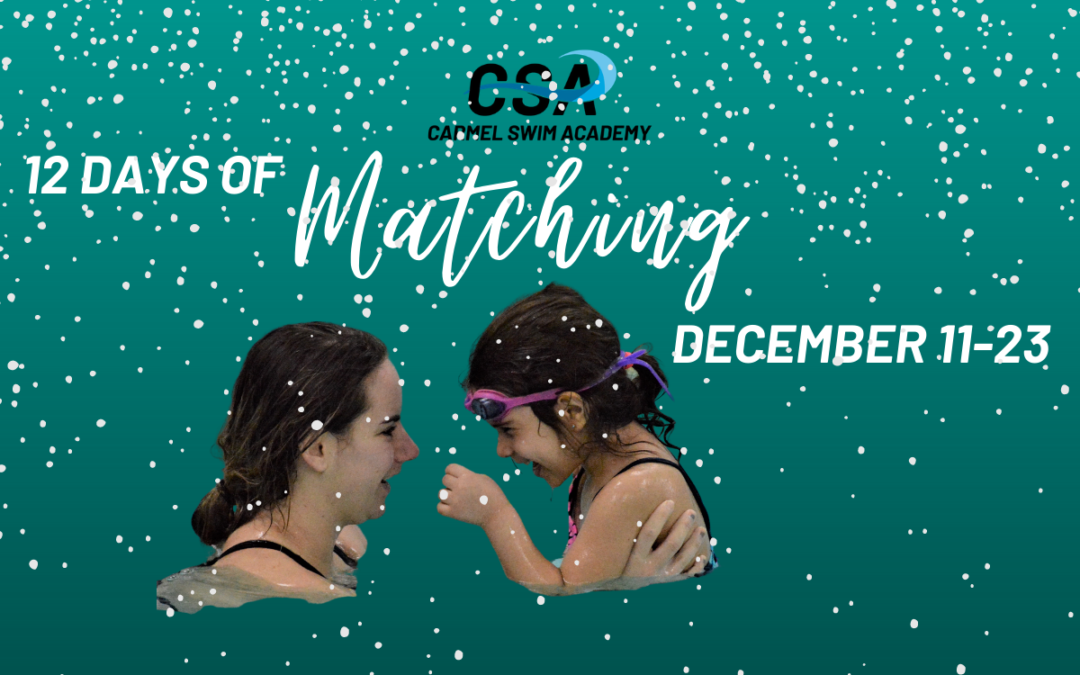 Double Your Impact: 12 Days of Matching for CSA