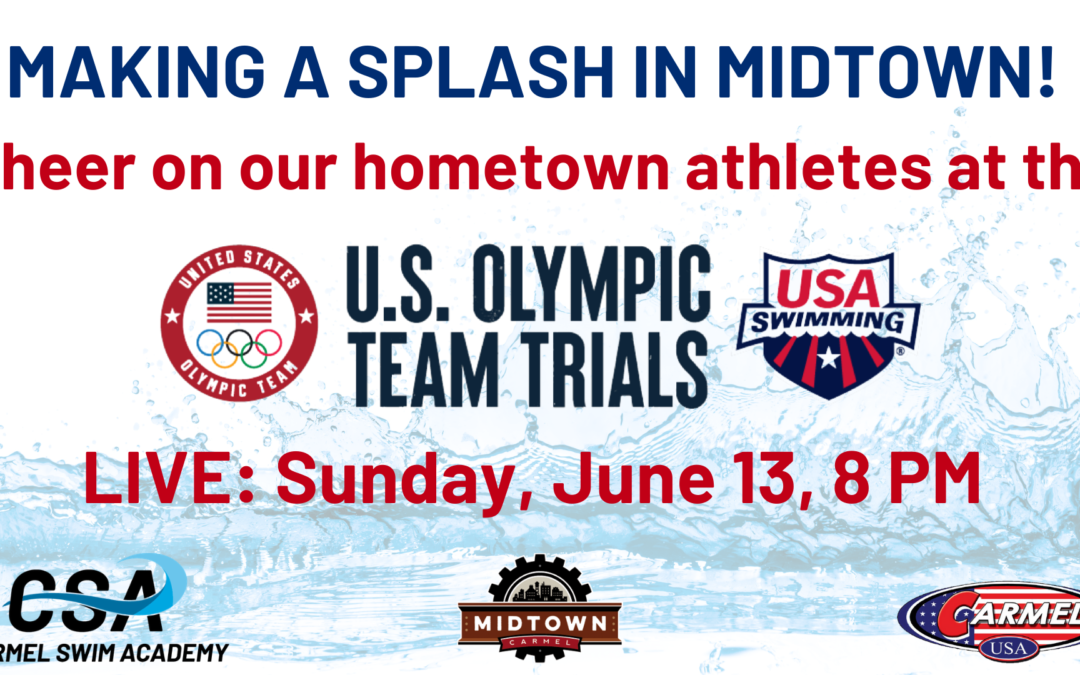 CSC and CSA Hosting Olympic Trials Watch Party on Midtown Plaza