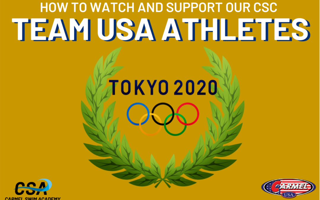 Olympic Games Viewing & Watch Party Info
